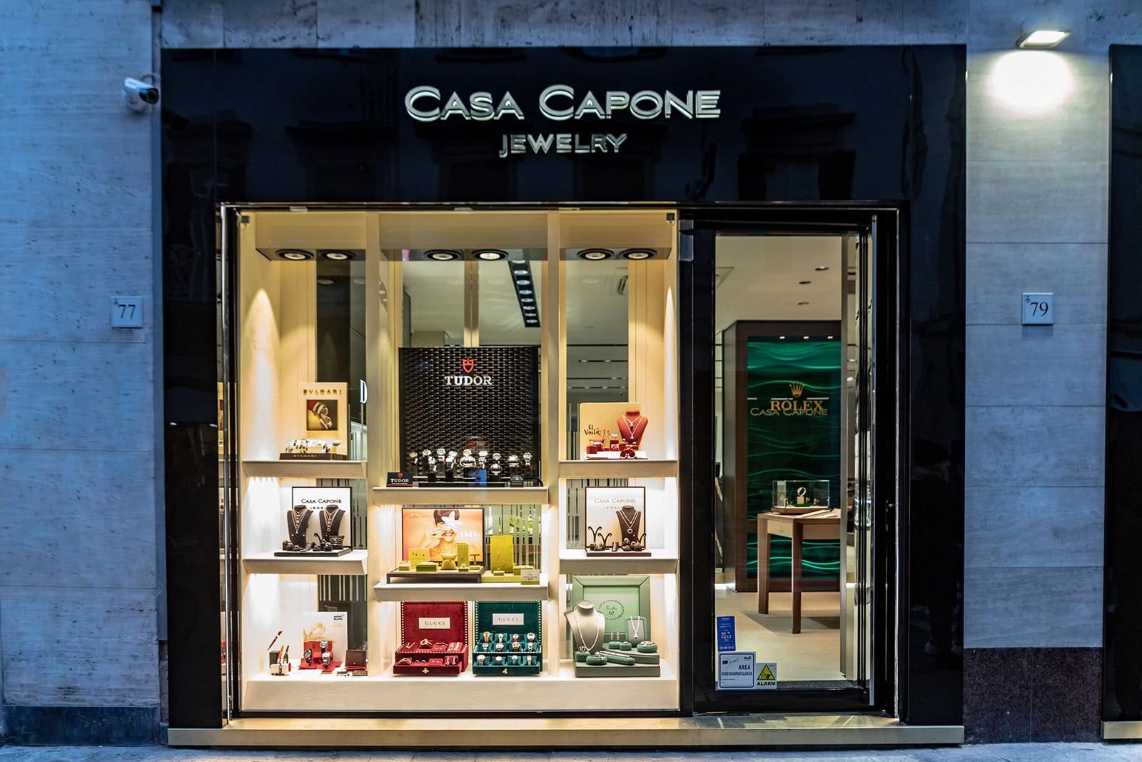Casa Capone Jewelry - Livorno