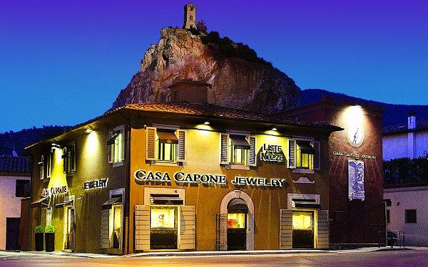Casa Capone Jewelry - vicopisano