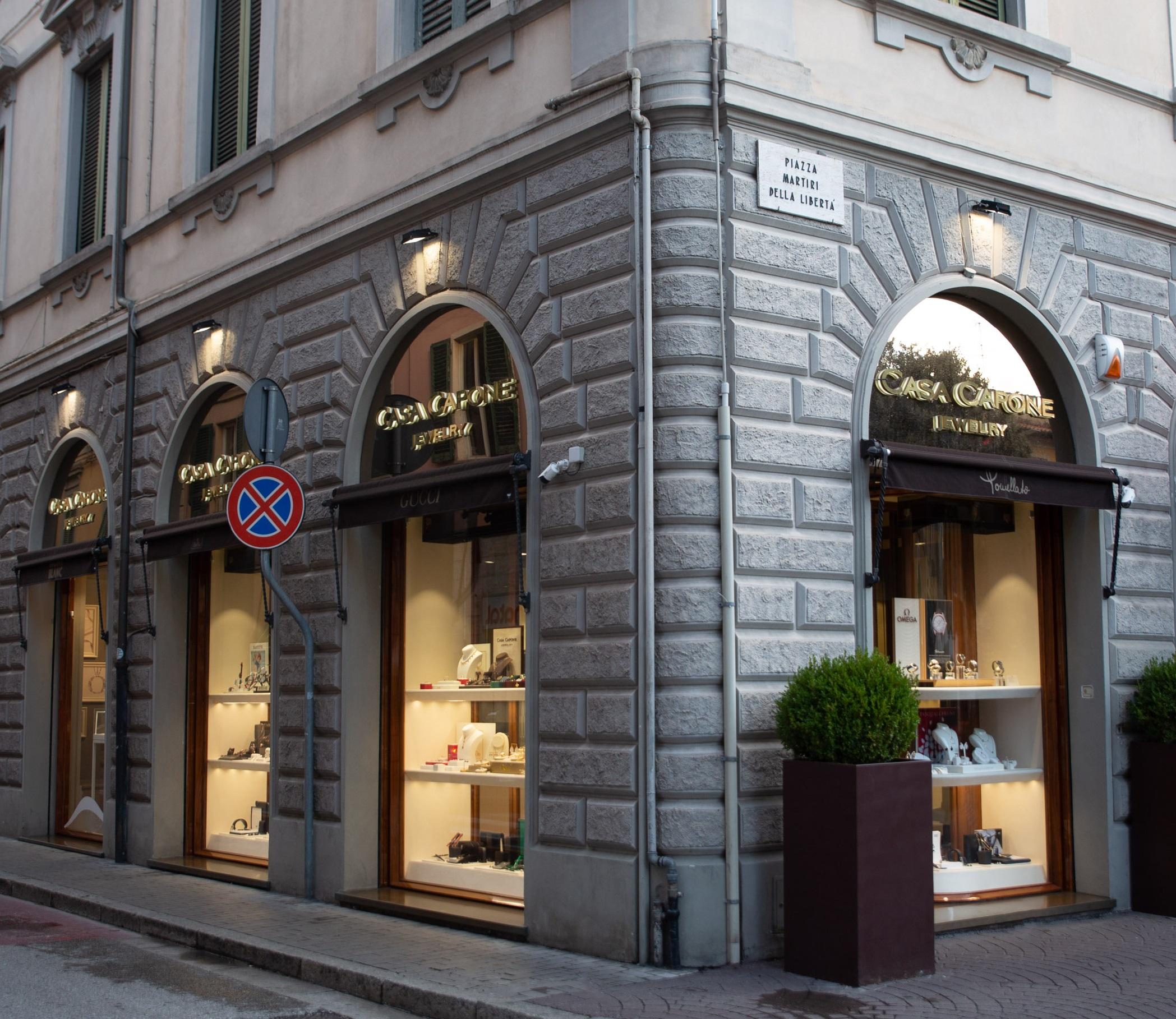 Casa Capone Jewelry - Pontedera